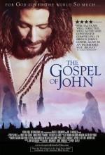 The Gospel Of John (2003) afişi