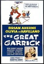 The Great Garrick (1937) afişi