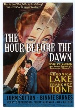 The Hour Before The Dawn (1944) afişi