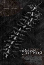 The Human Centipede 2 (2011) afişi