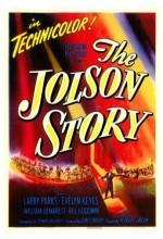 The Jolson Story (1946) afişi