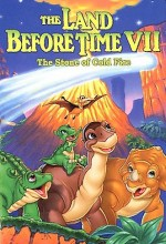 The Land Before Time Vıı: The Stone Of Cold Fire (2000) afişi