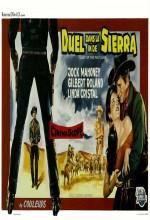 The Last Of The Fast Guns (1958) afişi