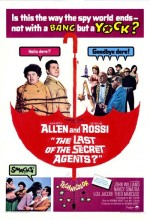 The Last Of The Secret Agents? (1966) afişi