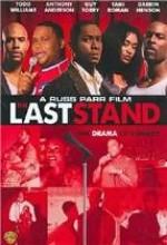 The Last Stand (2006) afişi