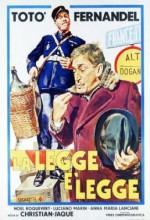 The Law Is the Law (1958) afişi