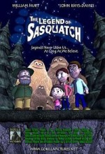 The Legend Of Sasquatch (2006) afişi