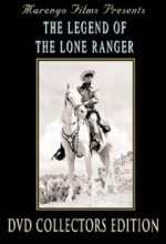 The Legend Of The Lone Ranger (1952) afişi
