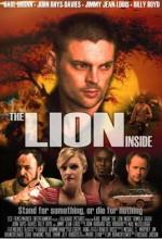The Lion ınside (2011) afişi