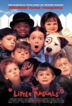The Little Rascals (1994) afişi