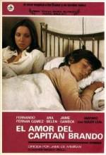 El amor del capitán Brando (1974) afişi
