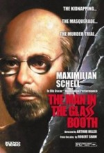 The Man in The Glass Booth (1975) afişi