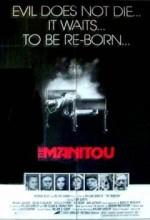 The Manitou (1978) afişi