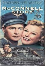 The Mcconnell Story (1955) afişi