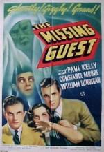 The Missing Guest (1938) afişi
