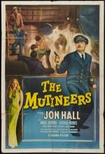 The Mutineers (1949) afişi