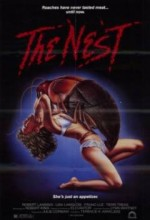 The Nest (1988) afişi