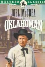 The Oklahoman (1957) afişi