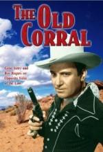 The Old Corral (1936) afişi