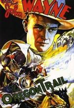 The Oregon Trail (ıı) (1936) afişi