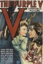 The Purple V (1943) afişi