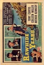 The Rawhide Years (1955) afişi