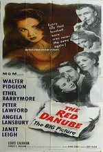 The Red Danube (1949) afişi