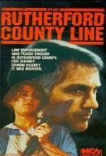 The Rutherford County Line (1987) afişi