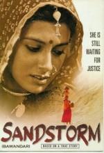 The Sand Storm (2000) afişi