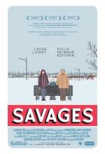 Savage Ailesi (2007) afişi