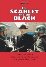 The Scarlet And The Black (1983) afişi