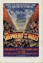 The Shepherd Of The Hills (1941) afişi
