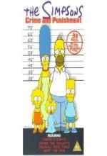 The Simpsons Crime And Punishment (2005) afişi