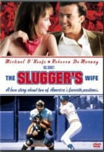 The Slugger's Wife (1985) afişi