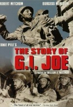 The Story Of G.I. Joe (1945) afişi