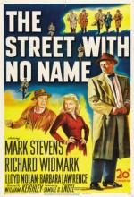The Street With No Name (1948) afişi