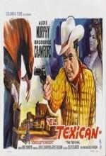 The Texican (1966) afişi