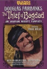 Bağdat Hırsızı (1924) afişi