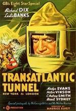 The Tunnel (1935) afişi