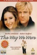 The Way We Were (1973) afişi