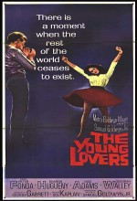 The Young Lovers (1964) afişi