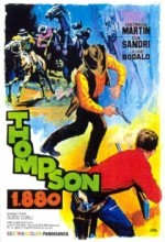 Thompson 1880 (1966) afişi