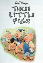 Three Little Pigs (1933) afişi