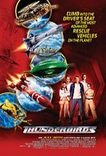 Thunderbirds (2004) afişi