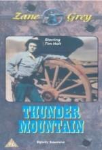 Thunder Mountain (1947) afişi