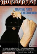 Thunderfist (1973) afişi