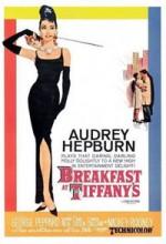 Tiffany'de Kahvaltı (1961) afişi