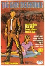 Tığ Gibi Delikanlı (1964) afişi