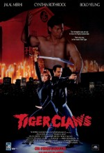 Tiger Claws (1992) afişi