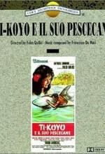 Tiko And The Shark (1964) afişi
